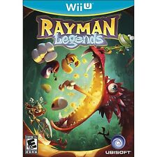 Rayman Legends (Nintendo Wii U Kids Adventure Action Multiplayer Children) NEW