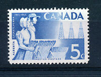 CANADA 1955 PIONEER SETTLERS SG481  MNH