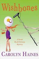 Wishbones (Sarah Booth Delaney Mysteries, No. 8)-ExLibrary