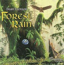 Forest Rain Evenson, Dean MUSIC CD