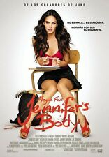 POSTER JENNIFER'S BODY IL CORPO MEGAN FOX SEXY VAMPIRI SEXY HOT SEX DVD HORROR 4