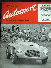 ALBERTO ASCARI FERRARI 375 ITALIAN GP 1951 FROILAN GONZALEZ GIUSEPPE FARINA ALFA