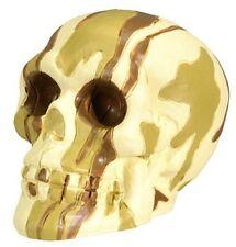 NEW! Skull Skeleton Shift Shifter Knob Desert Camo Car Auto Resin 7001 Gift