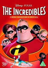 **NEW** - The Incredibles (2-disc Collector's Edition) [DVD] - EAN5017188815581