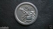 Metal Fantasy/Sci-Fi Dragon Coin/Medallion