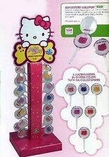 LUCIDALABBRA Lolly Pop Con Lip Gloss Merchand Nuovo HELLO KITTY