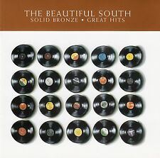 THE BEAUTIFUL SOUTH : SOLID BRONZE - GREAT HITS / CD - TOP-ZUSTAND
