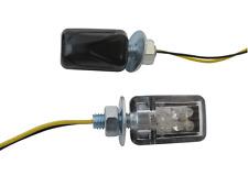 Custom Micro Led Moto indicadores se adapta a Honda motor fmx 650 NTV 600 650 Revere Bros