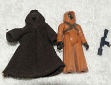 Kenner Vintage Star Wars Complete Jawa Action Figure - 1977 -GMFG1 with Gun/robe