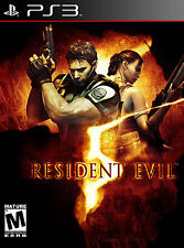 Framed Gaming Print – Resident Evil 5 PlayStation 3 Edition (Picture Poster Art)