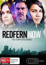 Redfern Now (DVD, 2015, 5-Disc Set)