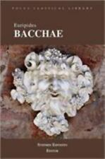 Bacchae Focus Classical Library