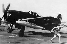 "Aviation - Indochine - F9 Bearcat du GC 1/9 ""Limousin"" en Indochine"
