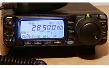 YAESU BEDIENTEIL (!) für FT-100 (D), DETACHABLE FRONT PANEL HEAD (!) for FT-100