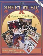 The Sheet Music Reference & Price Guide, 2nd Edition-ExLibrary
