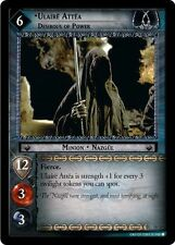 LoTR TCG The Hunters Ulaire Attea, Desirous Of Power Masterworks FOIL 15O7