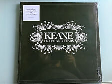 LP 1°ST 2004 Limited Edition Numbered (2661) SEALED!!!! Keane ‎– Hopes And Fears