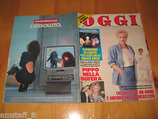 OGGI 1987/3=KATIA RICCIARELLI=CARLO RAMBALDI=ELISABETTA VIAGGI=CINQUETTI G.=
