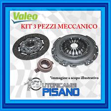 801972 KIT FRIZIONE VALEO 3 PEZZI FIAT BRAVA (182) 1.8 GT 16V 113 CV 182A2000