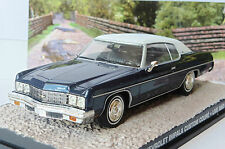 CHEVROLET IMPALA CUSTOM COUPE LIVE AND LET DIE JAMES BOND 007 1/43 UNIVERSAL