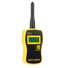 GY561 Mini Handheld Frequency Counter Meter Power Measuring for Two Way Radio