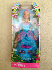 NIB Mattel Barbie as the Island Princess Rosella
