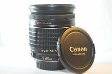 Canon EF 28-200mm f/3.5-5.6 USM Lens full frame for EOS 1V A2 Digital 5D 6D 7D