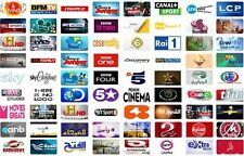 1 year subscription Arabic French English Bein Sport OSN HBO IPTV All Devices