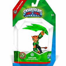 TUFF LUCK Skylanders Trap Team NEW SEALED Wave 3 Trap Master IN HAND Tough Luck