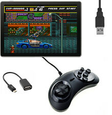 Micro USB Sega Megadrive Controller Gamepad per Android telefono/tablet Windows PC