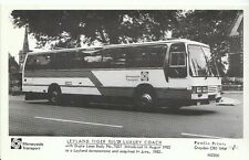 Transport Postcard - Leyland Tiger TL11/2R Luxury Coach  2407