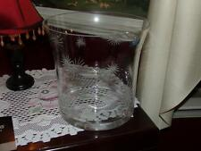 MARQUIS WATERFORD NEW YEARS CELEBRATION ICE BUCKET NIB SNOWFLAKES