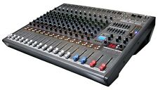 DJ PA 12/13 Channel 700W Powered Mixer MP3 USB/SD Player 48V,GAIN,EFF,PAN MGP13