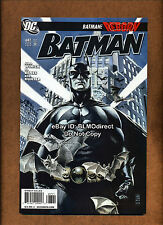 2009 Batman #687 J.G. Jones Variant NM- DC Comics Reborn