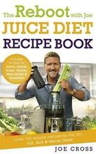 NEW The Reboot With Joe Juice Diet Recipe Book: Over 100... BOOK (Paperback)