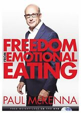 Freedom From Emotional Eating by Paul Mckenna Weight-Loss CD & DVD