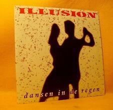 Cardsleeve single CD Illusion Dansen In De Regen 2TR 1994 Vlaamse Pop