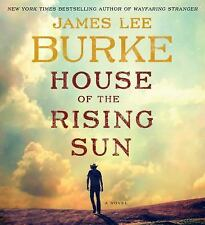 HOUSE OF THE RISING SUN unabridged audio book on CD by JAMES LEE BURKE