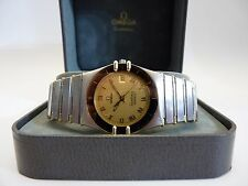 OMEGA CONSTELLATION 1431 ACERO Y ORO COMPLETO BOX AND PAPERS (LEER)