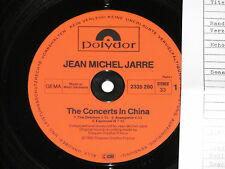JEAN MICHEL JARRE -The Concerts In China- 2xLP Polydor 1982 Archiv-Copy mint