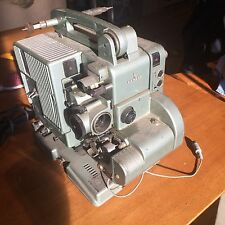 VINTAGE SIEMENS 2000 16mm projector made in GERMANY 110-120V