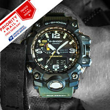 Casio-G-Shock-Mudmaster-Black-Dial-SS-Chrono-Quartz-Men's Watch - GWG1000-1A3