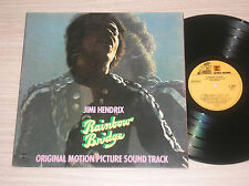 JIMI HENDRIX - RAINBOW BRIDGE: ORIGINAL SOUNDTRACK - LP 33 GIRI GATEFOLD ITALY