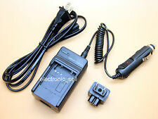 Battery Charger for Sony HandyCam DCR-SX40 DCR-SX41 DCR-SX43 DCR-SX44 DCR-SX45