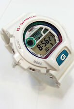 G Shock GLIDE  in 6900, GLX6900-7 WHITE TIDE GRAPH New GLX6900
