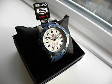 SEIKO 5 SPORTS SRP785K1 AUTOMATIC LIMITED EDITION MOUNT FUJI MENS WRISTWATCH NEW