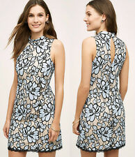 NWT ANTHROPOLOGIE Plenty by Tracy Reese LIN LACE DRESS Floral Sz 8 M Medium $168