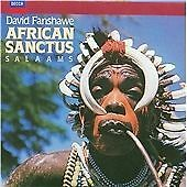 David Fanshawe:African Sanctus ; Salaams Cond. By John Lambert 1989 Philips CD