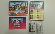 The Magnificent Seven by Ocean for Sinclair ZX Spectrum 48k 128k