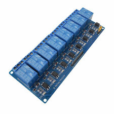 8 Channel DC 5V Relay Shield Module for Arduino Raspberry Pi DSP AVR PIC ARM